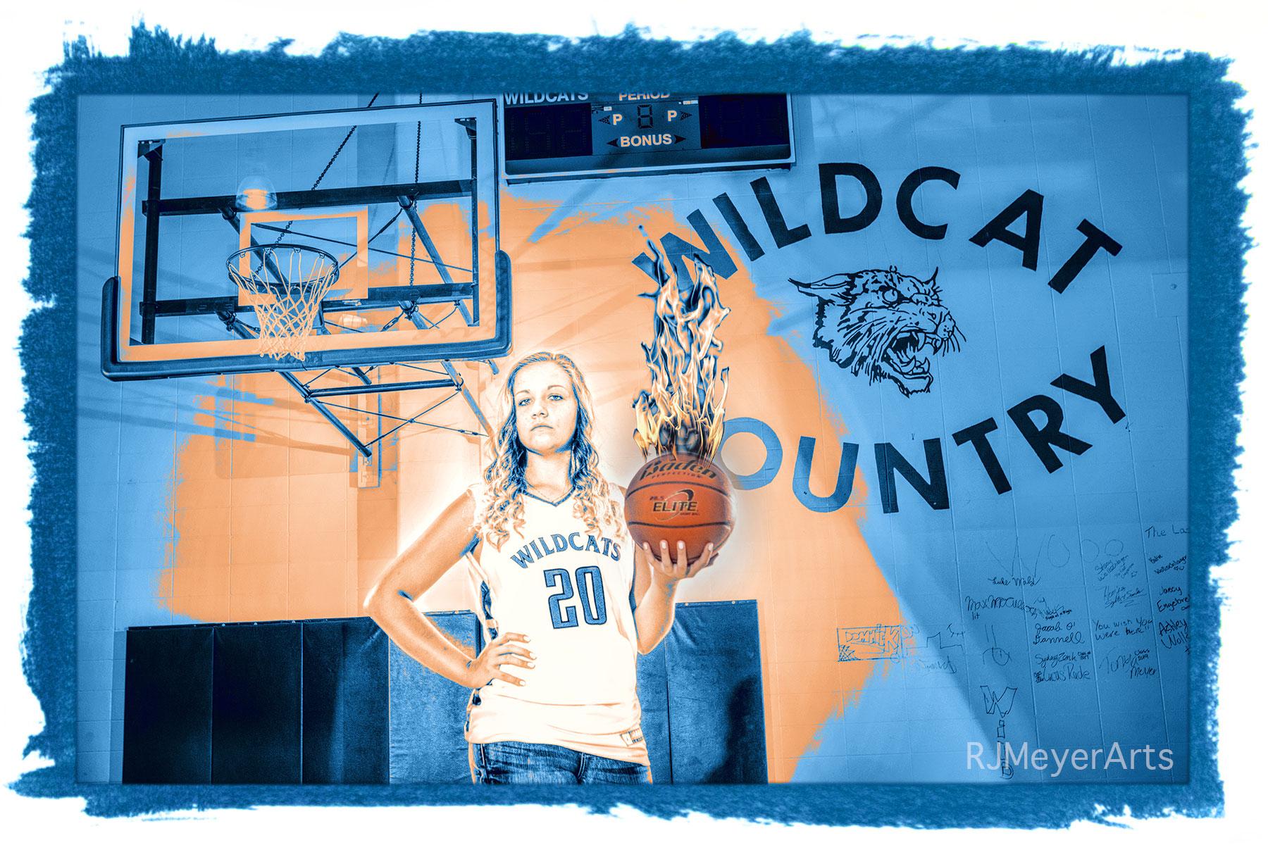 high school basketball | RJMeyerArts