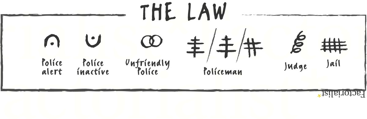 hobo signs law